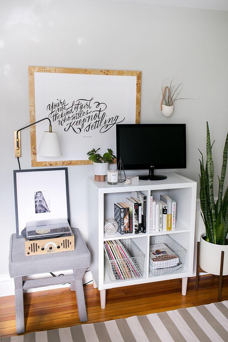 簡単リメイクDIY♡IKEAのソファが脚の取り替えだけでこんなに可愛くなる by.S 棚, 自宅で, インテリア