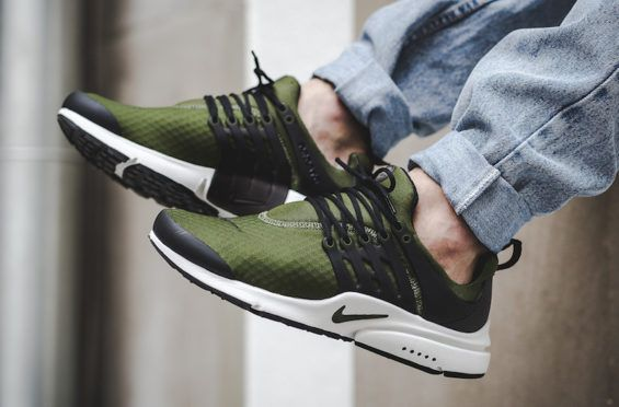 The Nike Air Presto Legion Green Can Be Yours Now