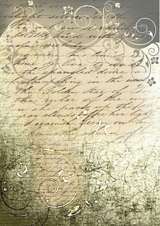 Free Printable Vintage Journal Paper Pinned With Bazaart Pinned