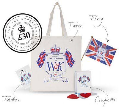 Iconic Designs: Anya Hindmarch's Royal Wedding Kit