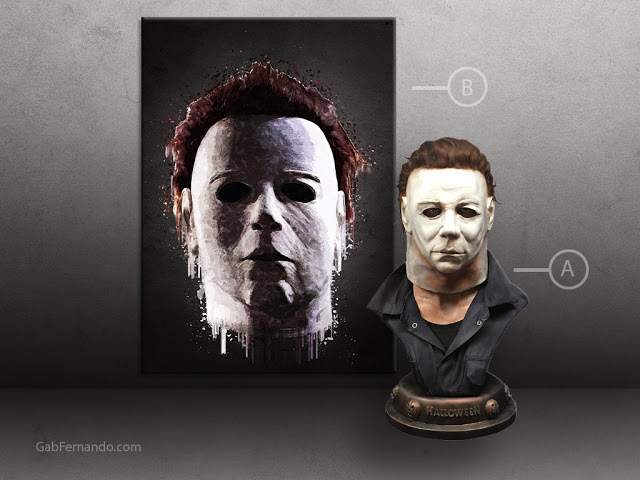 Michael Myers | Displate thumbnail