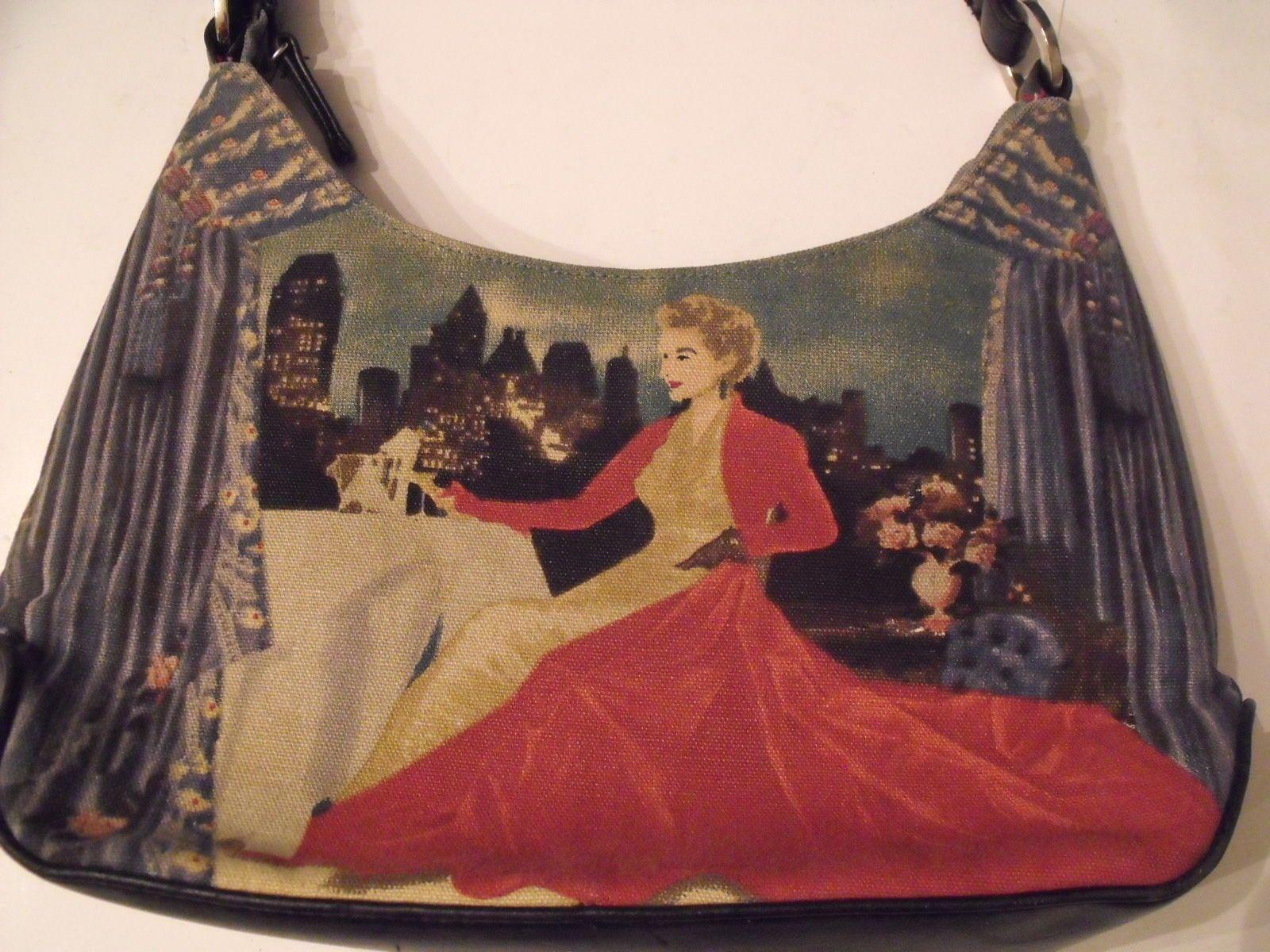Vintage Victorian Beaded Frankie & Johnnie Purse