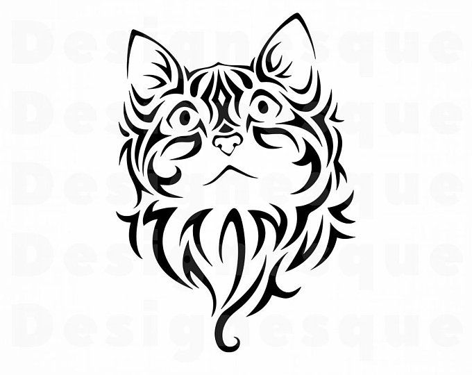 Download Cats love svg dxf png Cricut Silhouette Cat shirt cats ...