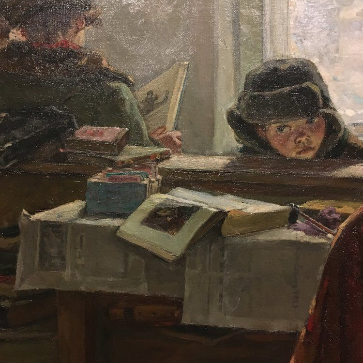 Minneapolis Painters: Russian Art, Art, Museum
