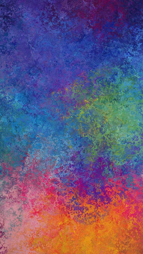 iPhone X Background 4k trippy colorful 1 Download free