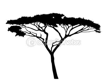 Resultado de imagen para arboles africanos dibujo | Tattoos en 2018 ...