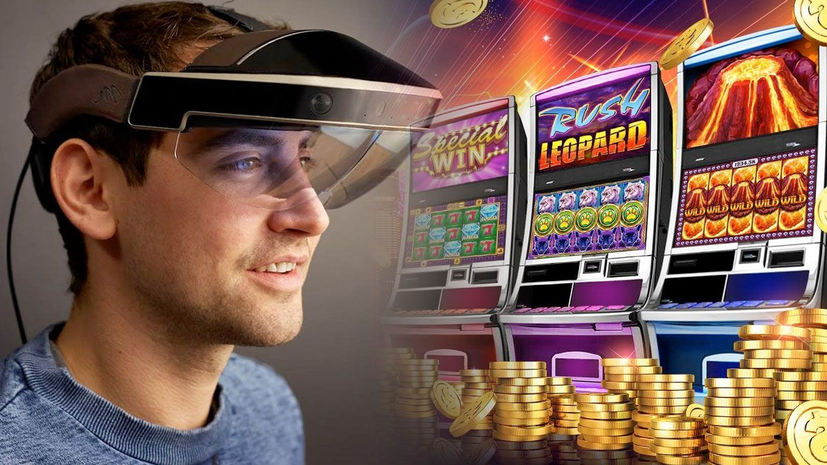 Virtual Reality and Augmented Reality in Online Casinos