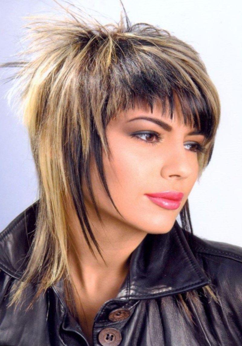 Runde Frisur Fur Frauen Neu Haar Stile 2018 Vokuhila Frisur Haarschnitt Gerader Haarschnitt
