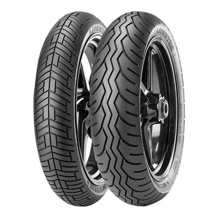 Metzeler Lasertec Bias Sport Touring Tires 27 (68.81