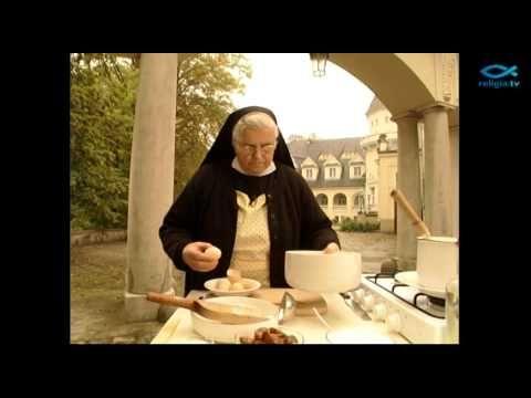 Sernik Anielska Kuchnia Bardzo Smaczny Youtube Nun Dress