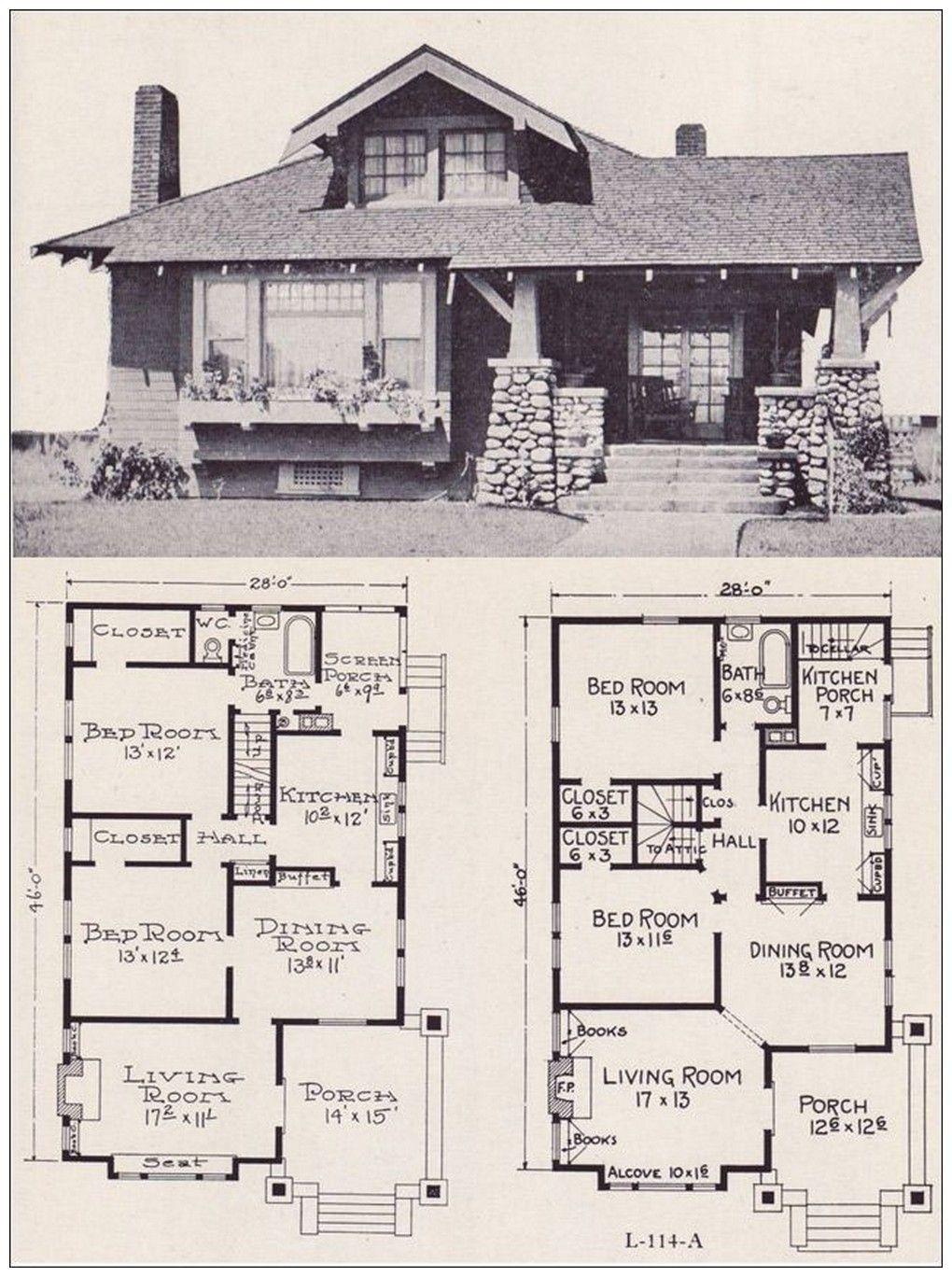 bungalow house plans with bat readvillage 1930s colonial