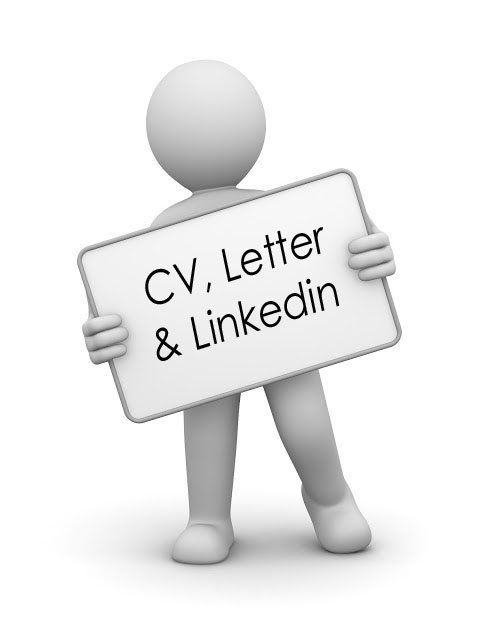CV, Linkedin and Cover Letter Interview-winning professional CV - cover letter writing services