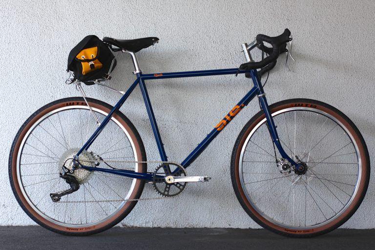 急がず 焦らず 頑張らず そんなライドスタイルなら Sig Randoをどうぞ 広島の自転車ショップ ファットバイク シングルスピード ロングテールバイク シクロクロス ハンドメイドフレームなど Grumpy グランピー 自転車 シクロクロス 自転車 バイク