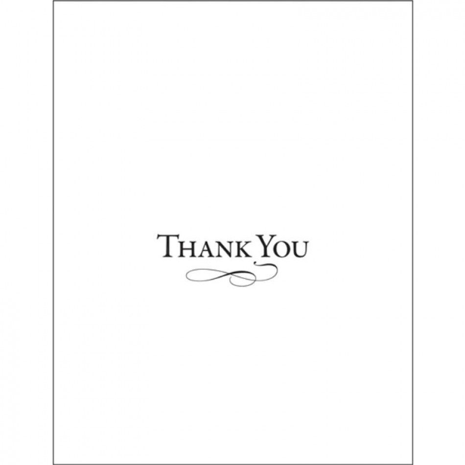 White Thank You Cake Bags (BULK Pack of 240) [5048WED3 White Cake ...