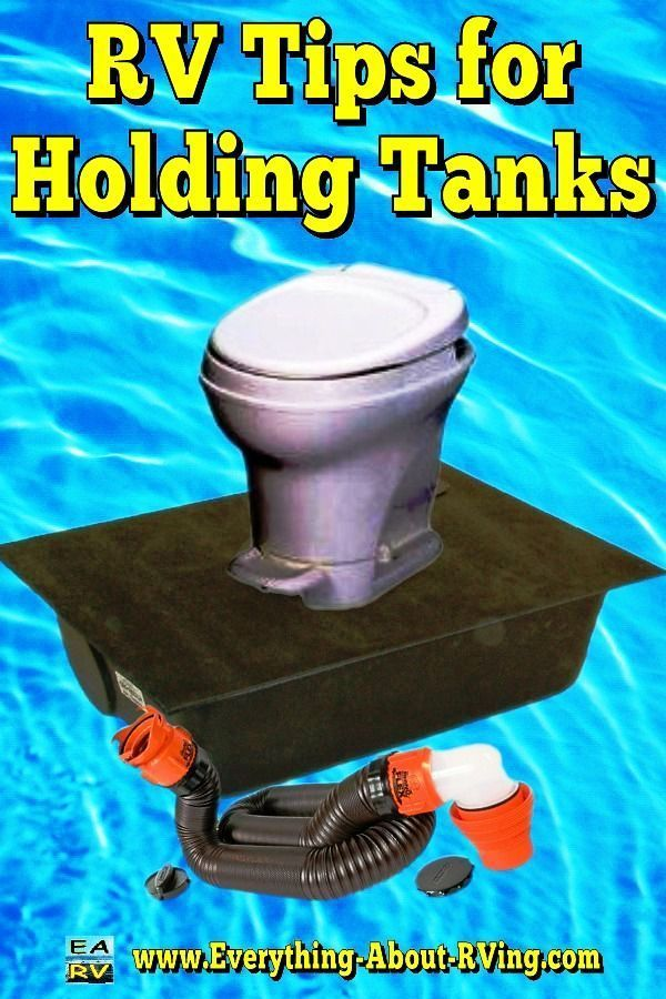 RV Tips for Holding Tanks: Your RV has what is referred to as a gray water holding tank and a black water holding tank... Read More: http://www.everything-about-rving.com/rv-tips-1.html Happy RVing! #rving #rv #camping #gorving #leisure #outdoors