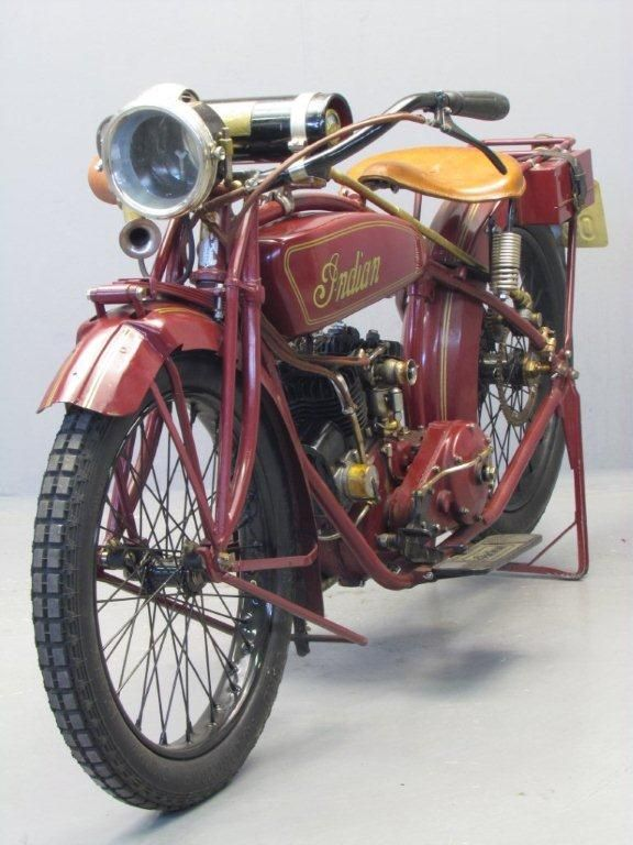 1921 Indian Motorcycle Vintage Indian Motorcycles Indian