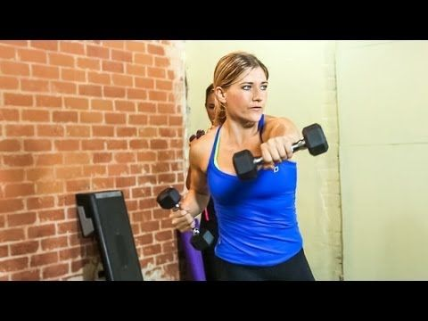 Tank Top Arms Workout - YouTube