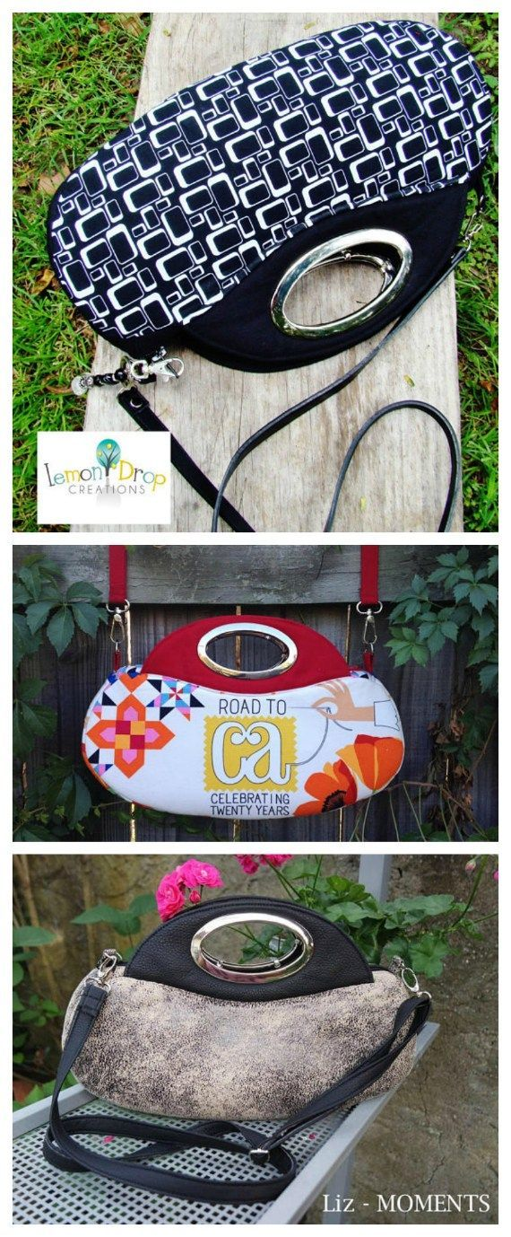 The Layla Bag pattern – Sew Modern Bags