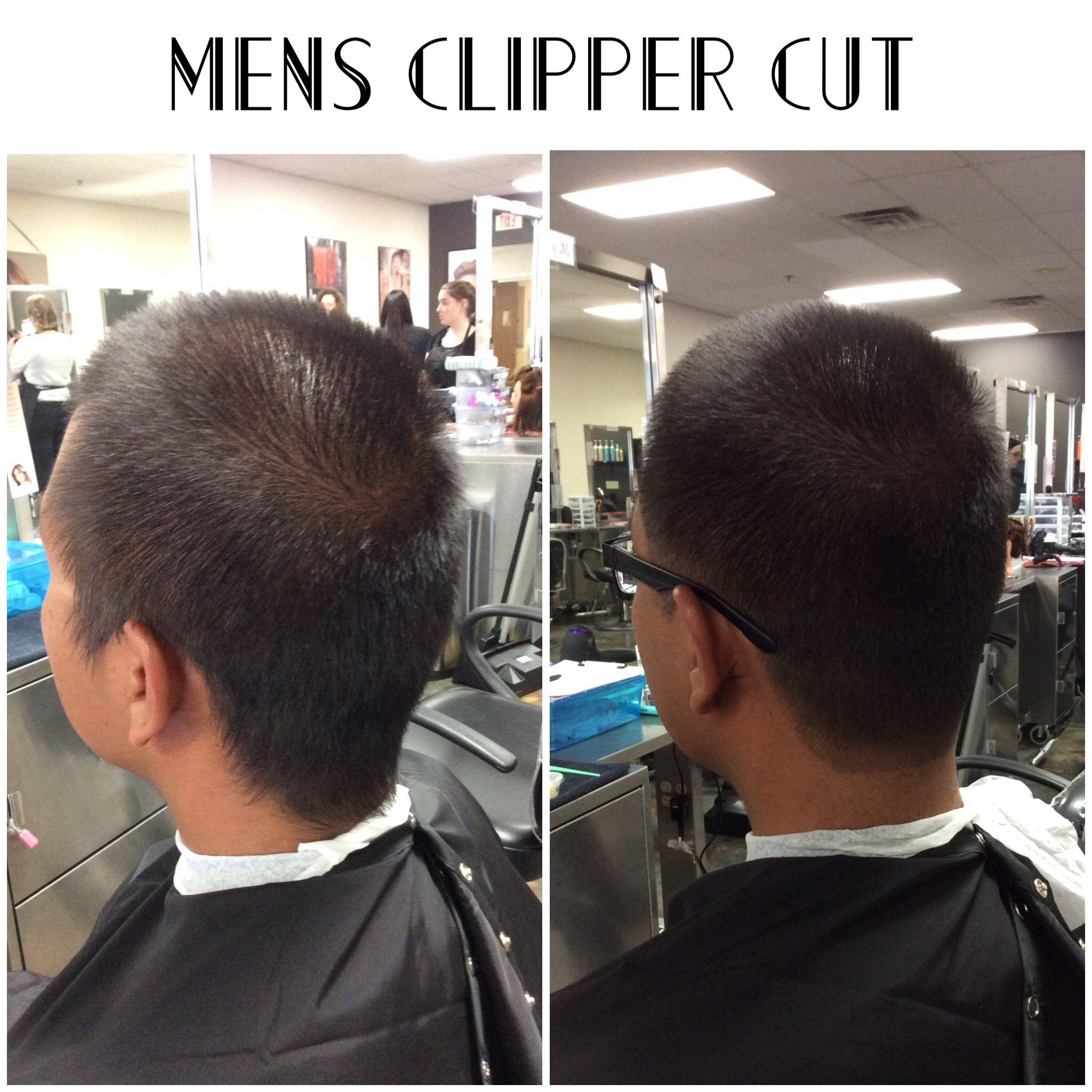 Mens Clipper Cut 5 To 3 Guard Haircuts Pinterest Mens Clipper
