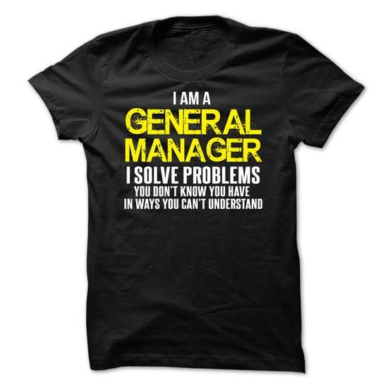 General Manager Job Title T-Shirt Hoodie Sweatshirts uua Check - general manager job description