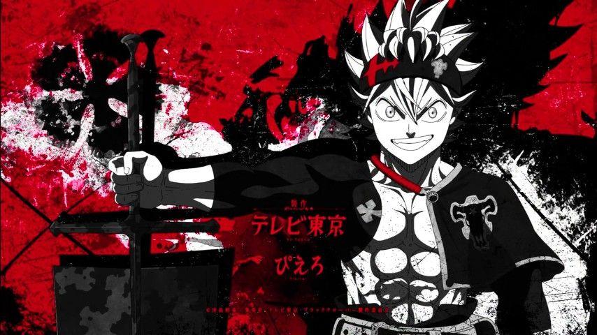 Black Clover In 2021 Black Clover Anime Black Clover Manga Cool Anime Wallpapers Black clover desktop wallpaper 4k