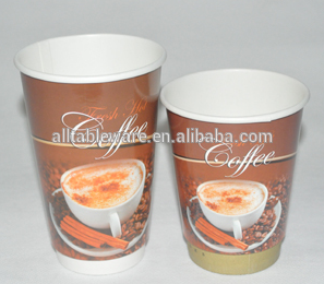 8 10 12 16oz Double Wall Paper Cup