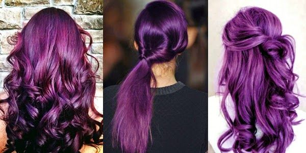 How To Dye Your Hair Purple Without Bleach Publish By Rida Tariq Tag Beauty Beautypersonalcare Caringforhair Haircoloring Hairdye Hairdying
