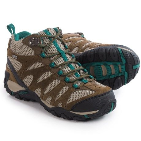 c1c05044f69 Merrell Altor Mid Hiking Boots - Waterproof (For Women) | Shoes ...