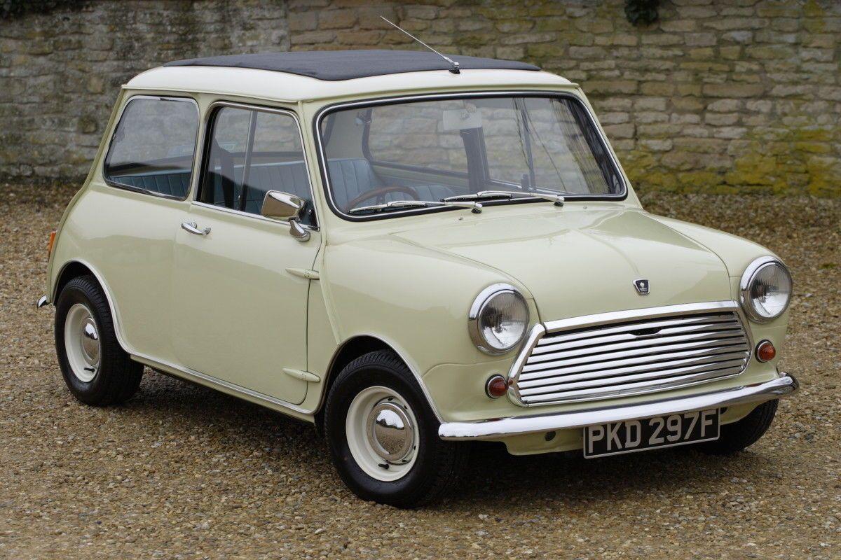 Mini 1968 mini cooper : 1968 Mini Cooper Mk2 998cc. Mint Condition Through Out