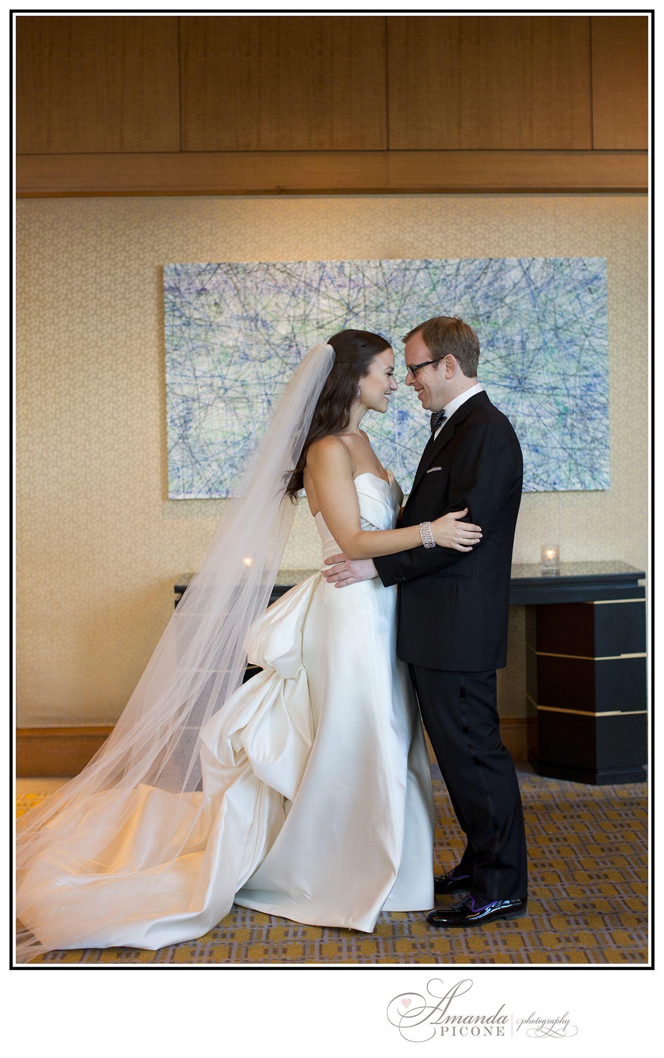 LOVE this brides Anna Maier Ulla-Maija Felicite gown! - Duchess ...