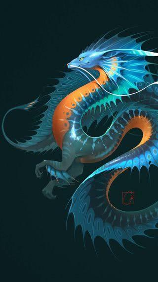 ドラゴン   iPhone12,スマホ壁紙/待受画像ギャラリー