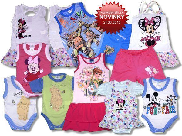 de5ce5e6421d Detské oblečenie Disney