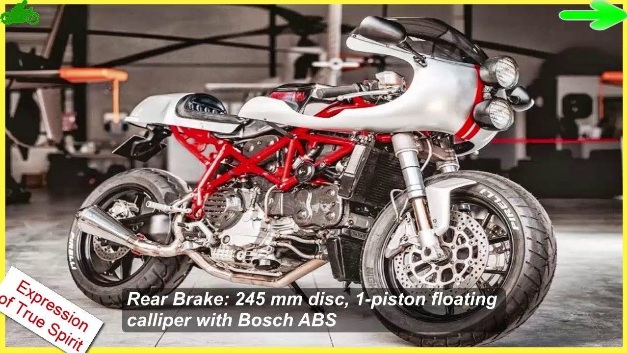 Ducati Scrambler Cafe Racer Mid Range Bike In Usa New Bike