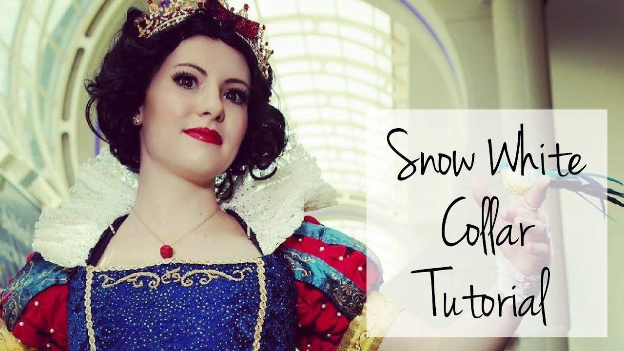 Kandeej. Com: snow white make-up and hair tutorial | snow white.