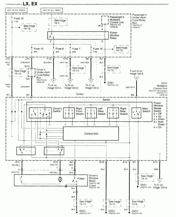 15 1999 Honda Accord Engine Wiring Diagram Honda Accord Honda Diagram