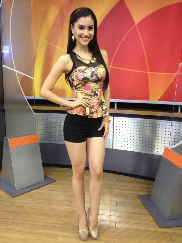 Naile Lopez Bellas Hottest Weather Girls Hot Y Weather
