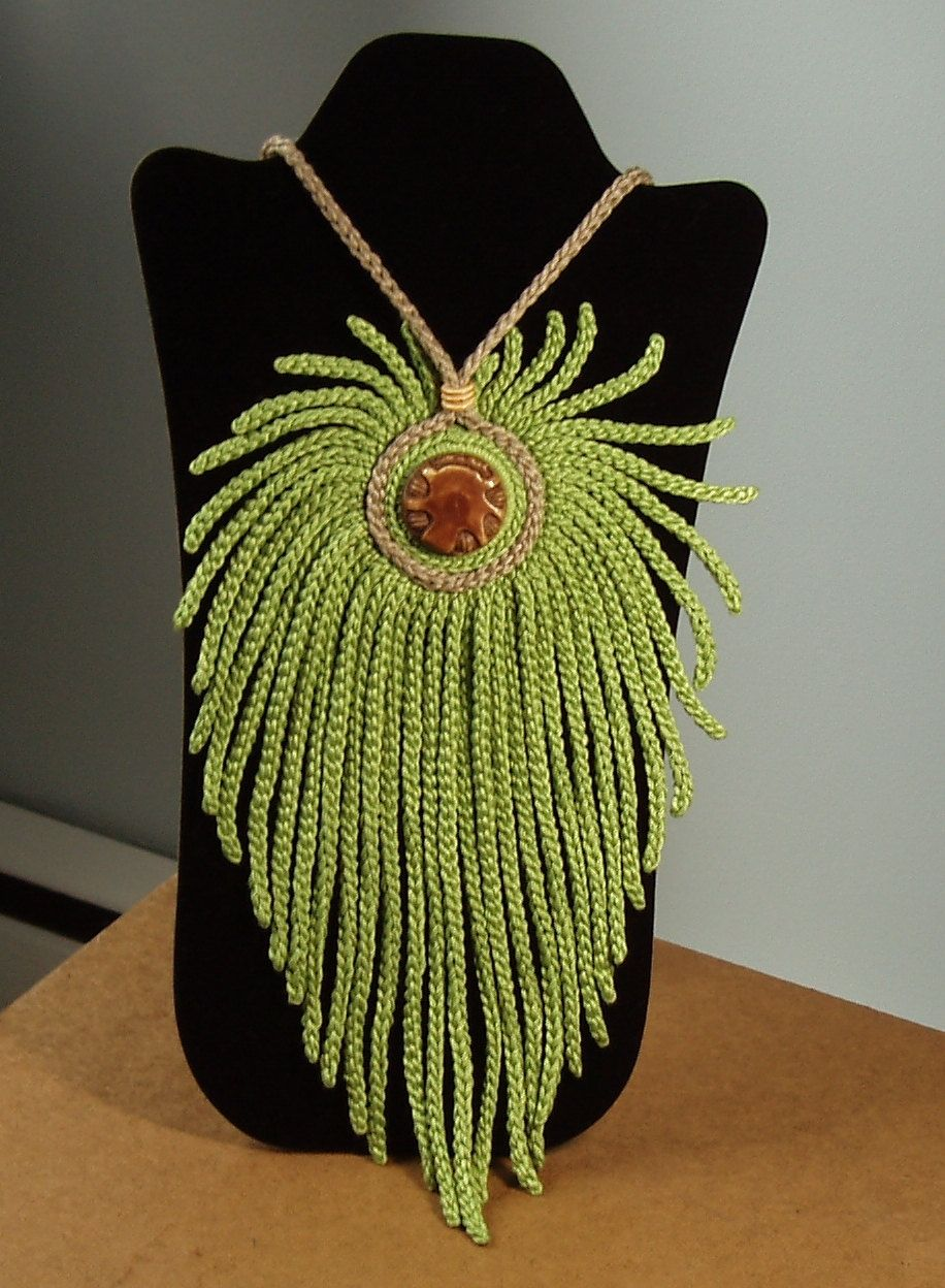 Big Ass Necklace by iceice on Etsy, $45.00