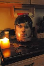scary halloween decorations ideas homemade - Google Search