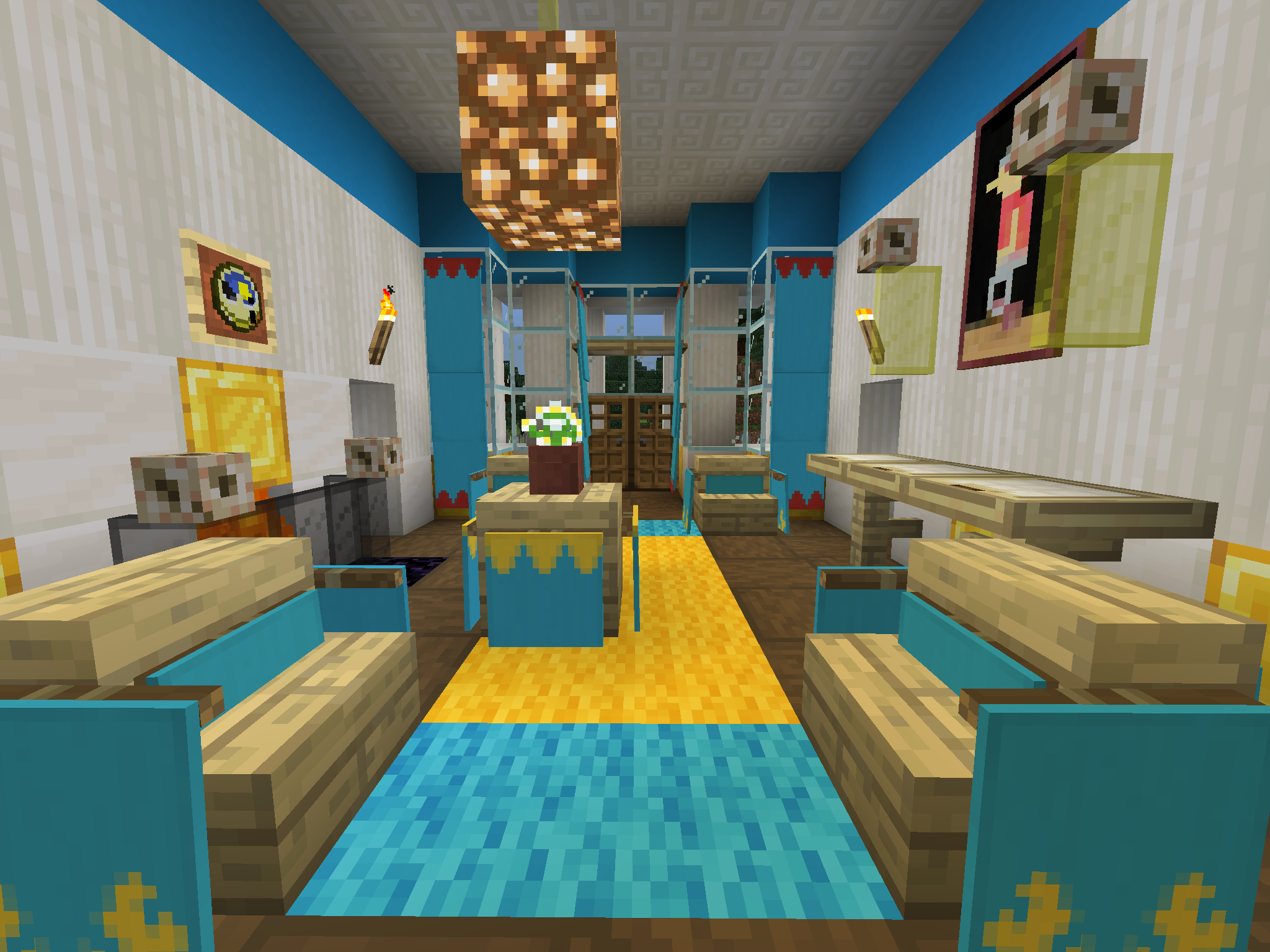 home design game hacks pin on minecraft house interior designs 3419