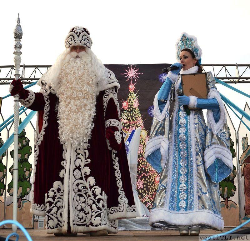 Ded Moroz I Snegurochka Idei Kostyumov Karnavalnye Kostyumy Kak Sdelat Kostyum