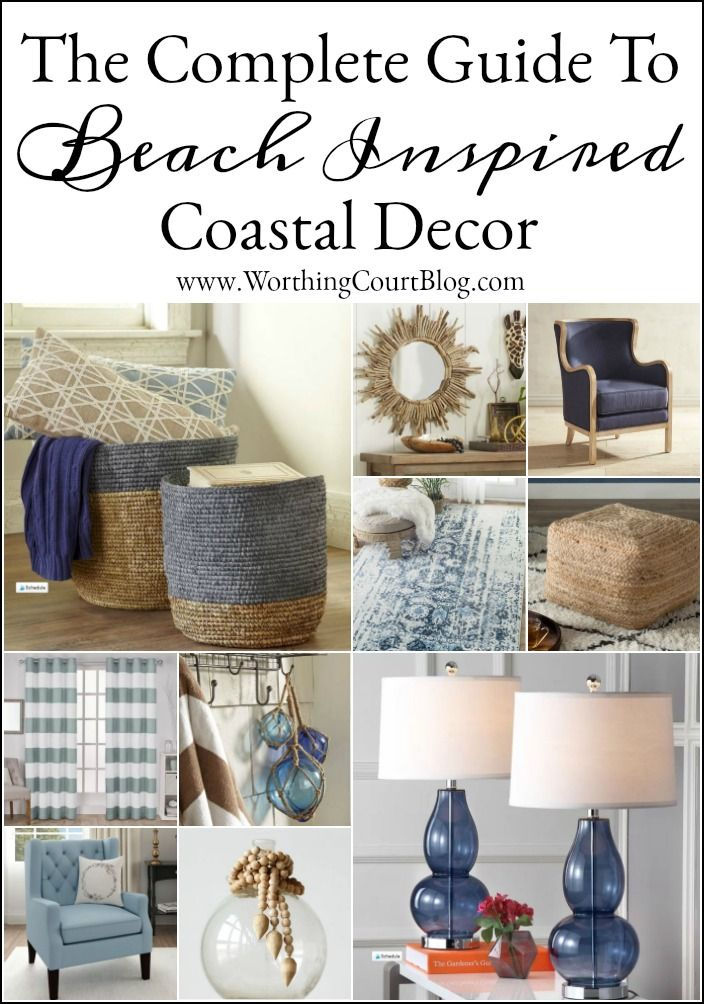Photo of How To Get The Feel Of Being At The Beach In Your Home | Worthing Court