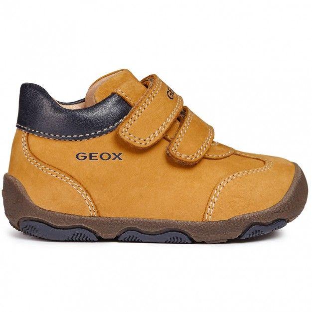 1dc1836a6c44f GEOX - LIGHT BROWN SHOE (19-25) - Geox - Brands | Zero 20 Kids ...