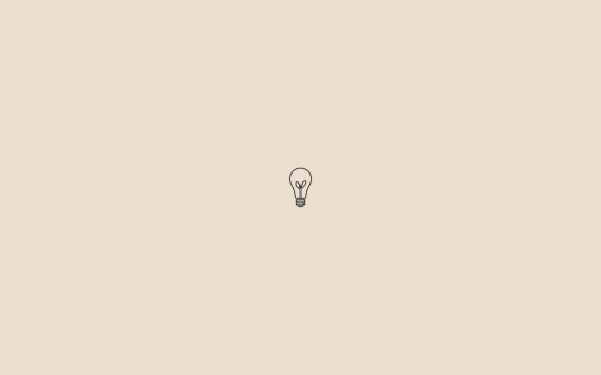 Let there be light. {I can be creative} | Minimalist ...