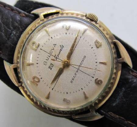 Vintage Bulova Automatic Mens Watch Fashionfilmsnyc Com