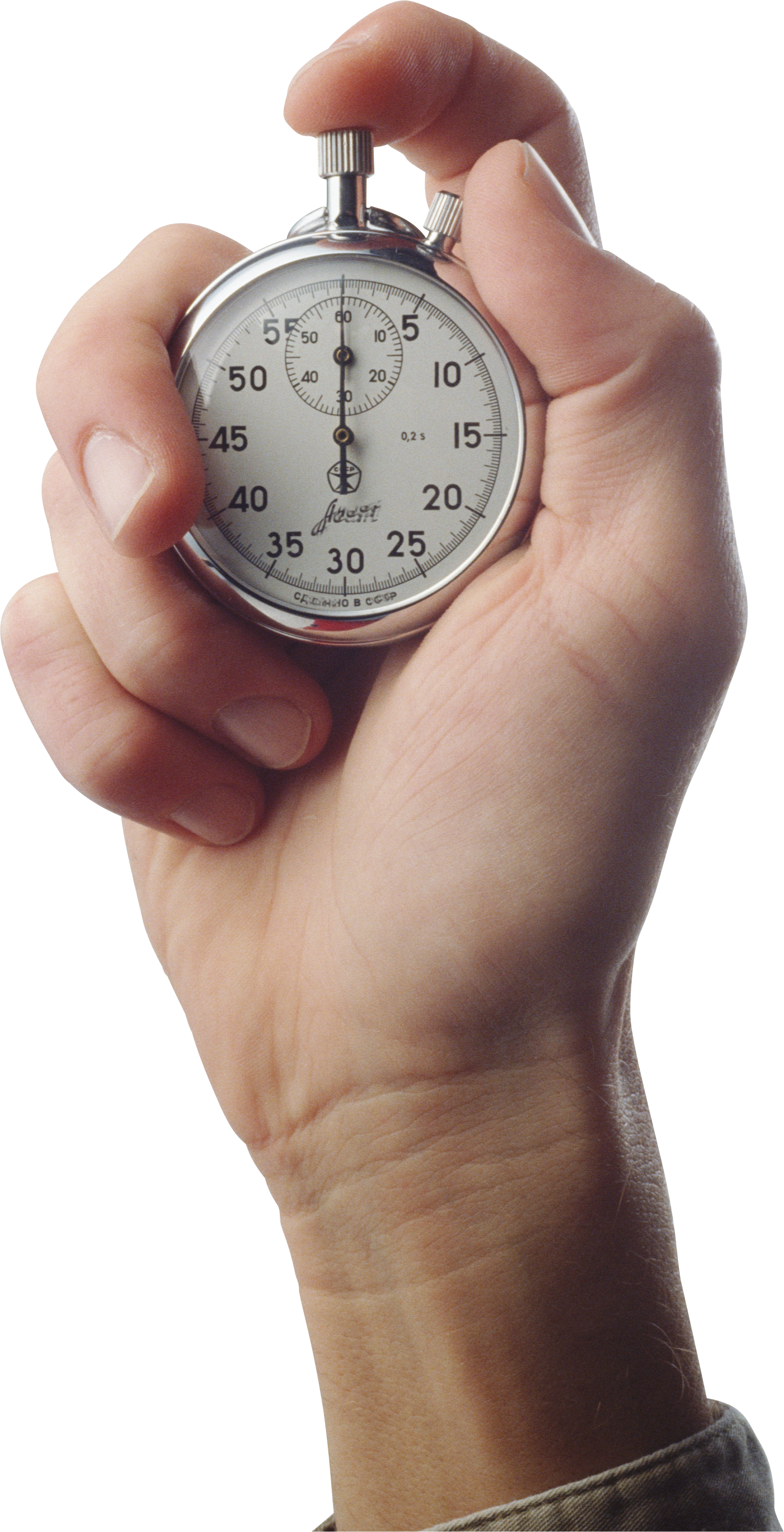 Stop Watch On Hand Png Images Stopwatch Free Png
