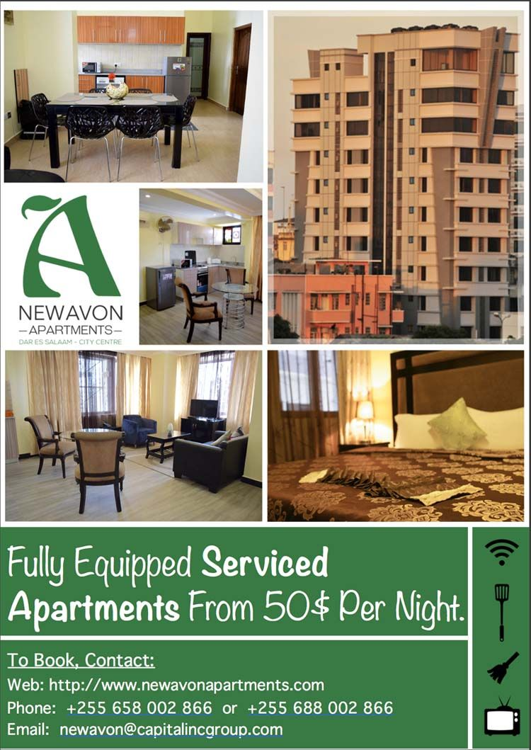SokoniAdvertiser Serviced apartments, Apartment, Goods