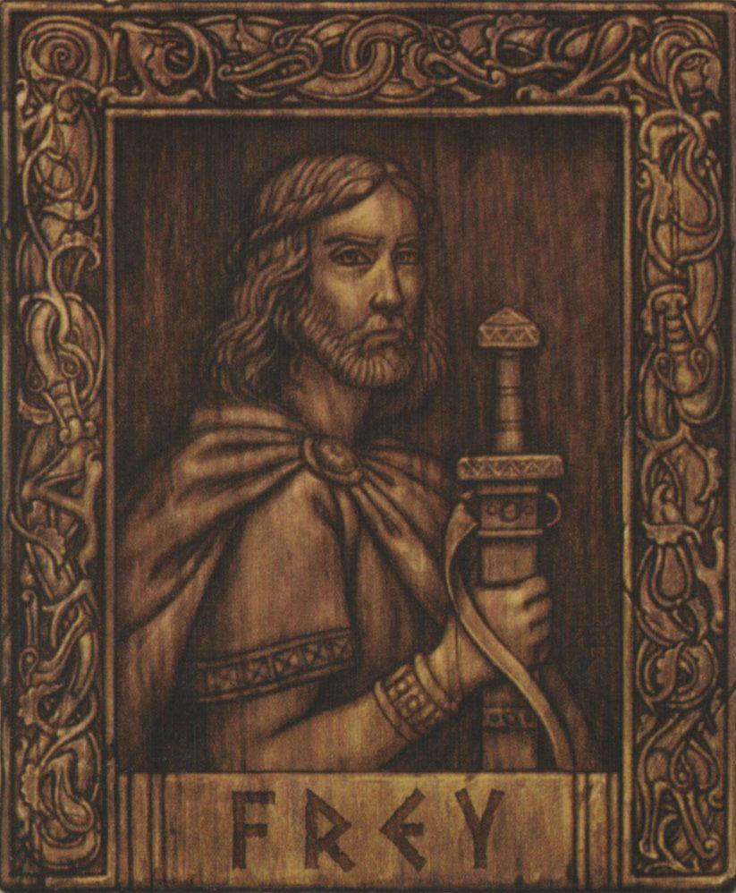 Germanic Paganism Religionwiki Fandom Powered By Wikia - 736×892