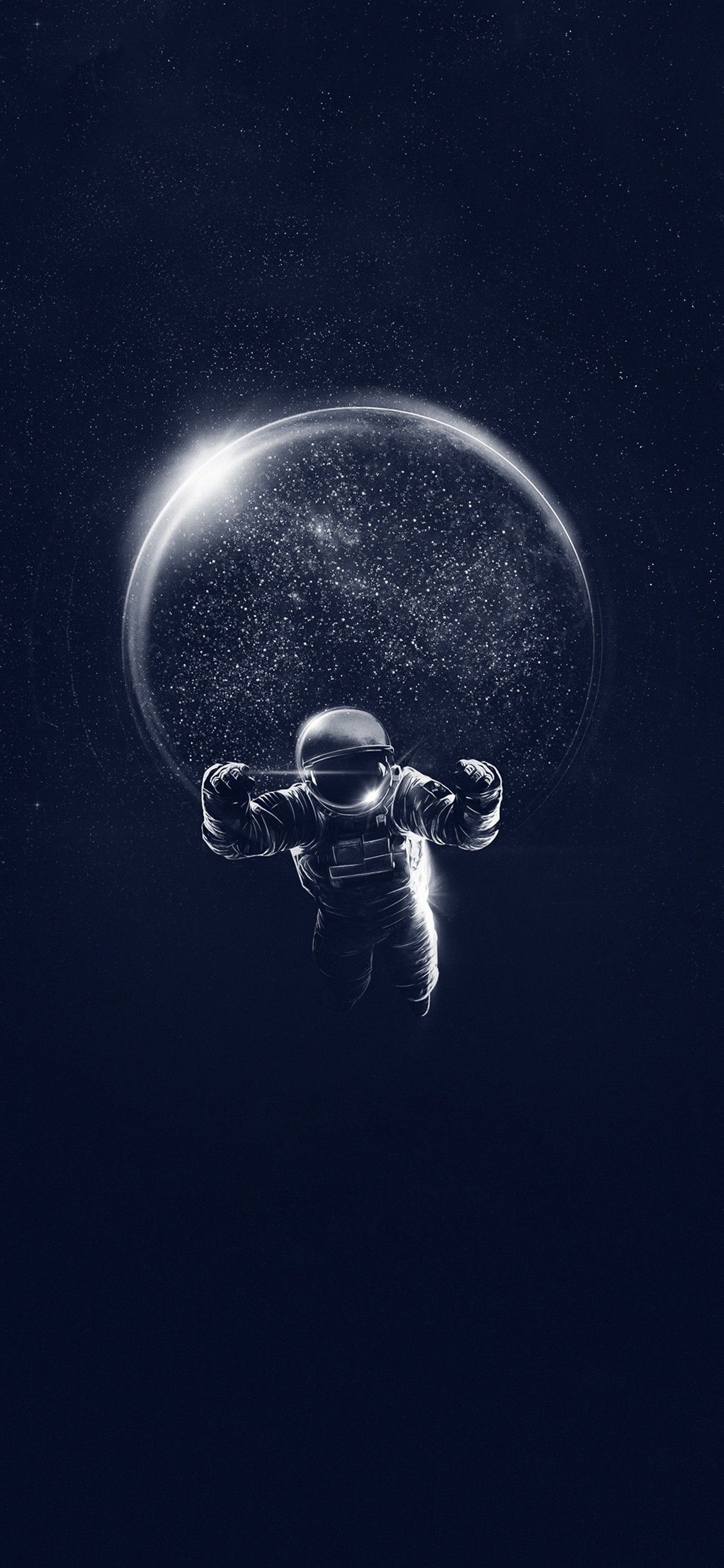 Moon Astronaut Wallpaper Wallpaper Space New Wallpaper Iphone