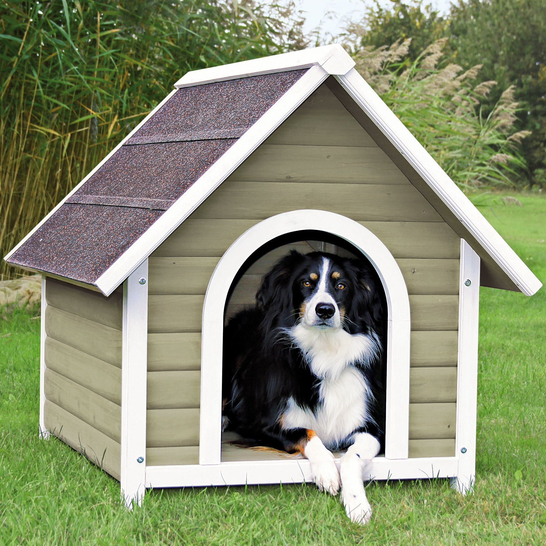 Trixie Pet Products 3947 Nantucket Dog Kennel At Atg Stores