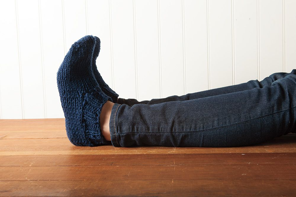 Chunky Slippers FREE Pattern | Easy patterns, Free pattern and Patterns
